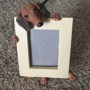 Dachshund dog frame mini frame desktop